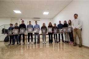 Izabrani najbolji sportaši Trogira za 2019. godinu