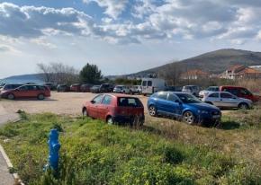 UKLONITE VOZILA: Kreće uređenje zemljišta sjeverno od trajektnog pristaništa Soline