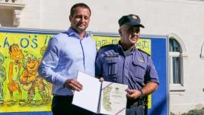IN MEMORIAM: Policijska postaja Trogir ostala bez vrijednog djelatnika