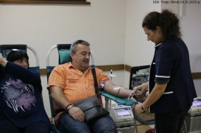 Održana četvrta ovogodišnja akcija dobrovoljnog darivanja krvi