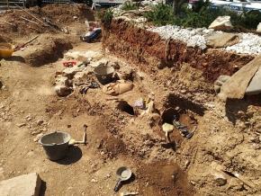 Prošlost pod našim nogama: U tijeku je istraživanje rimskodobnog groblja Dobrić