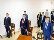 Svečana sjednica Gradskog vijeća Grada Trogira, gradonačelnik Bilić: Trogir danas više nije grad slučaj nego grad lider koji drugi slijede